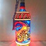 40 Fantastic DIY Wine Bottle Crafts Ideas With Lights (32)