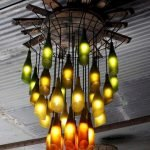 40 Fantastic DIY Wine Bottle Crafts Ideas With Lights (34)
