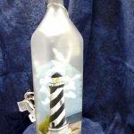 40 Fantastic DIY Wine Bottle Crafts Ideas With Lights (38)