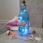 40 Fantastic DIY Wine Bottle Crafts Ideas With Lights (6)
