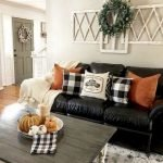 40 Gorgeous DIY Fall Decoration Ideas For Living Room (14)
