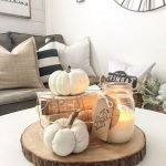 40 Gorgeous DIY Fall Decoration Ideas For Living Room (25)