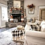 40 Gorgeous DIY Fall Decoration Ideas For Living Room (31)
