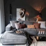 40 Gorgeous DIY Fall Decoration Ideas For Living Room (32)