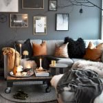 40 Gorgeous DIY Fall Decoration Ideas For Living Room (33)