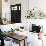 40 Gorgeous DIY Fall Decoration Ideas For Living Room (35)