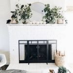 40 Gorgeous DIY Fall Decoration Ideas For Living Room (37)