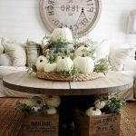 40 Gorgeous DIY Fall Decoration Ideas For Living Room (40)
