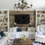 40 Gorgeous DIY Fall Decoration Ideas For Living Room (9)