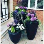 20 Fantastic DIY Planter Ideas For Your Front Porch (14)