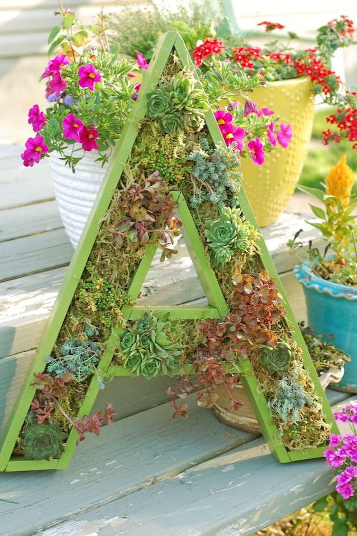 20 Fantastic DIY Planter Ideas for Your Front Porch (3)