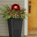 20 Fantastic DIY Planter Ideas For Your Front Porch (6)