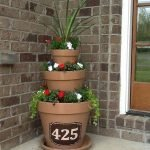 20 Fantastic DIY Planter Ideas For Your Front Porch (9)