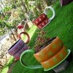 25 Creative DIY Garden Decoration Ideas Using Old Tires (12)