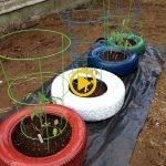 25 Creative DIY Garden Decoration Ideas Using Old Tires (21)