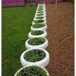 25 Creative DIY Garden Decoration Ideas Using Old Tires (24)
