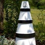 25 Creative DIY Garden Decoration Ideas Using Old Tires (8)
