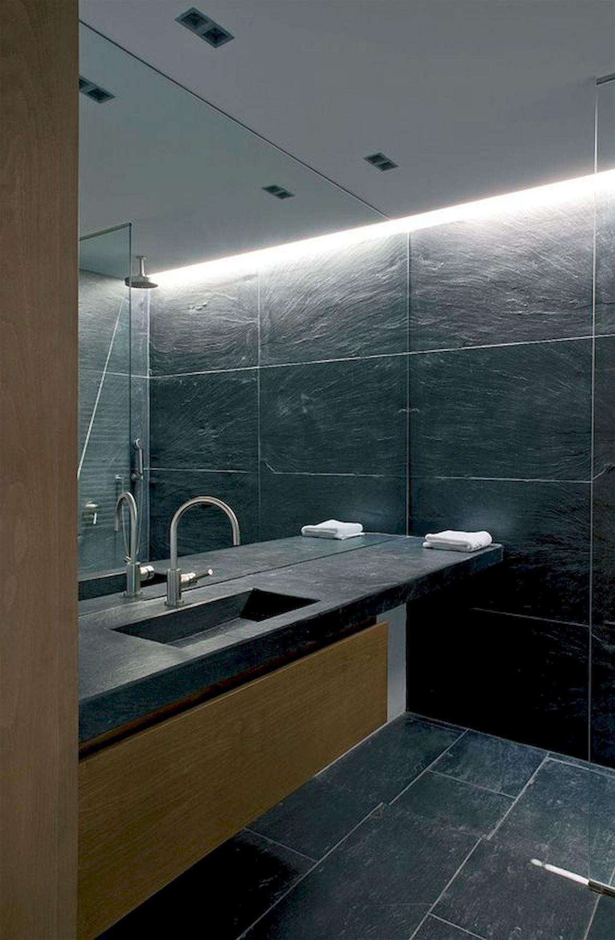 26 Easy and Creative DIY Mirror Ideas To Decorate Your Bathroom (13)