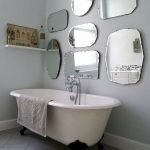 26 Easy And Creative DIY Mirror Ideas To Decorate Your Bathroom (16)