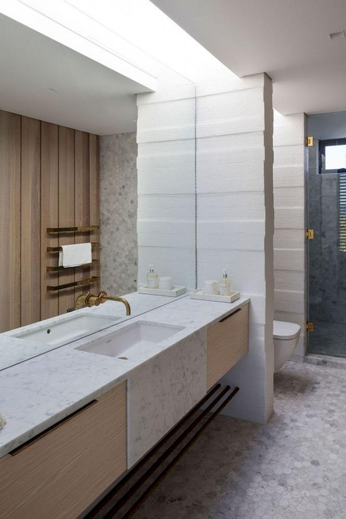 26 Easy And Creative DIY Mirror Ideas To Decorate Your Bathroom (2)