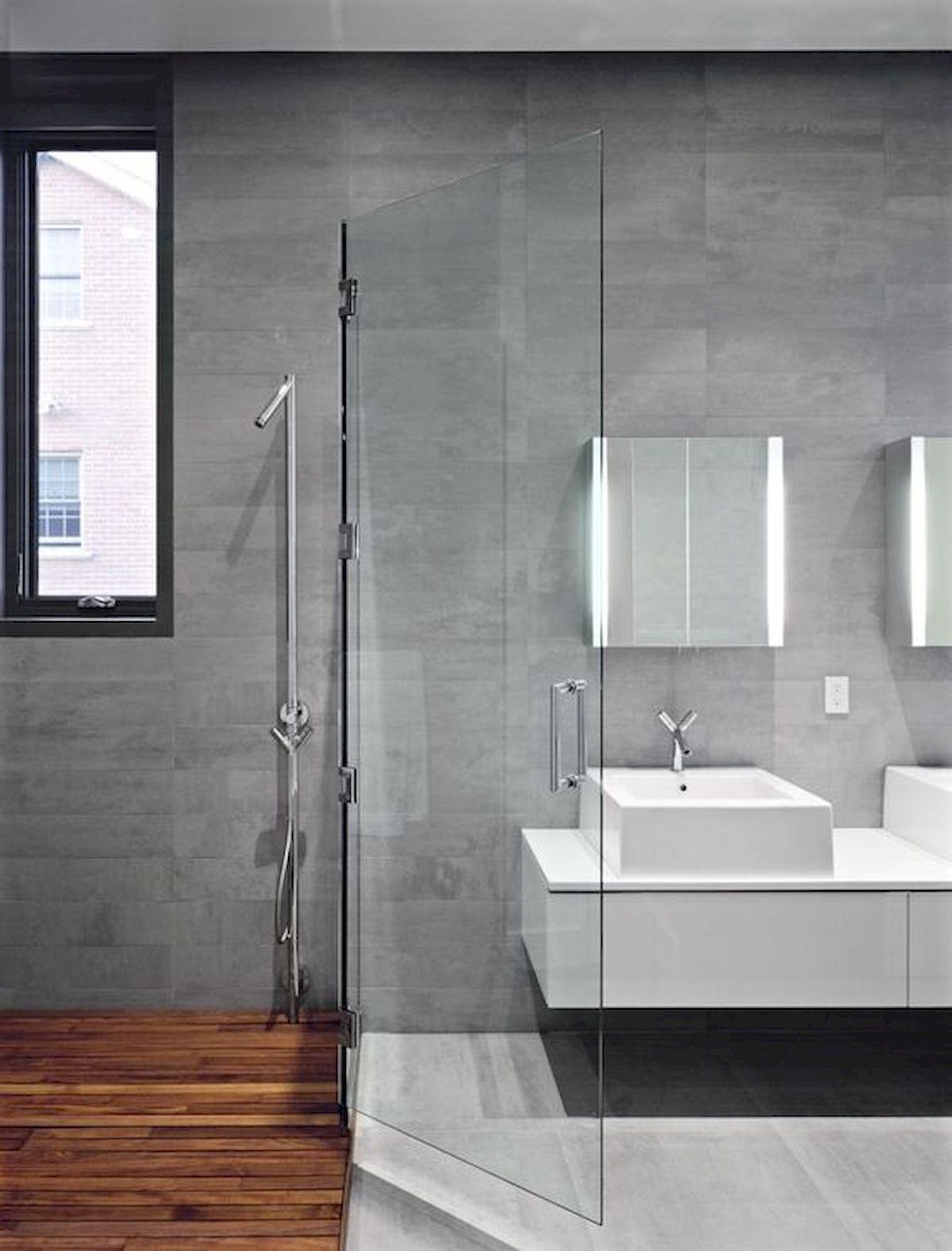 26 Easy And Creative DIY Mirror Ideas To Decorate Your Bathroom (3)