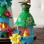 30 Amazing DIY Decorating Ideas With Recycled Plastic Bottles (22)
