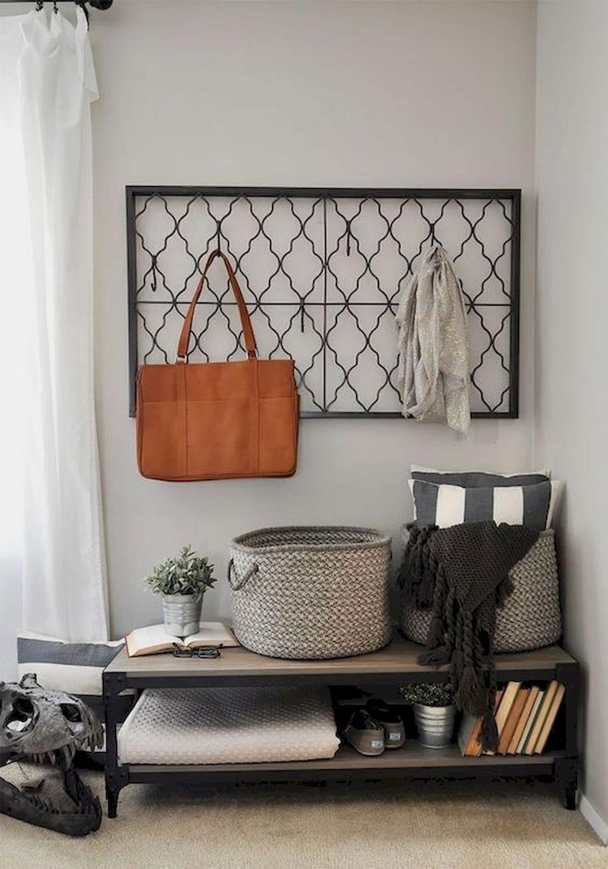 30 Creative DIY Industrial Design Ideas for Wall Decor (29)