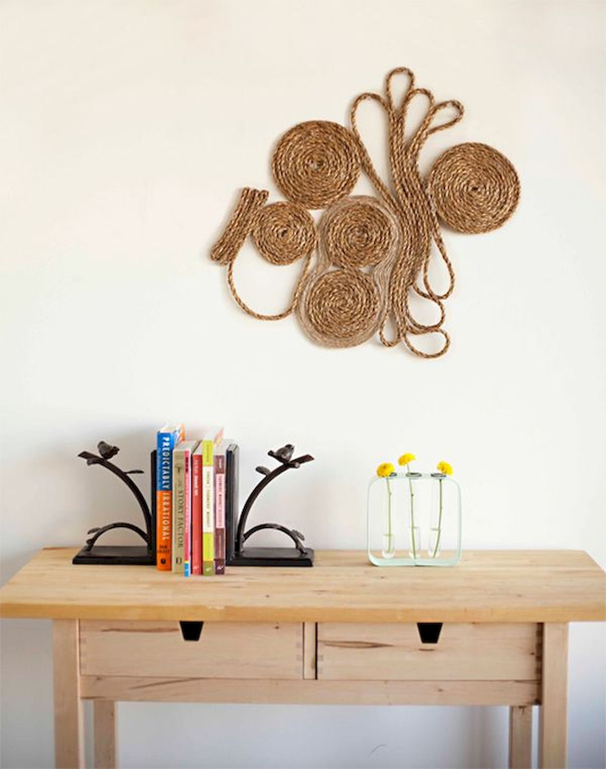 30 Easy and Creative DIY Wall Art Ideas For Decoration (25)