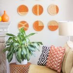30 Easy and Creative DIY Wall Art Ideas For Decoration (26)