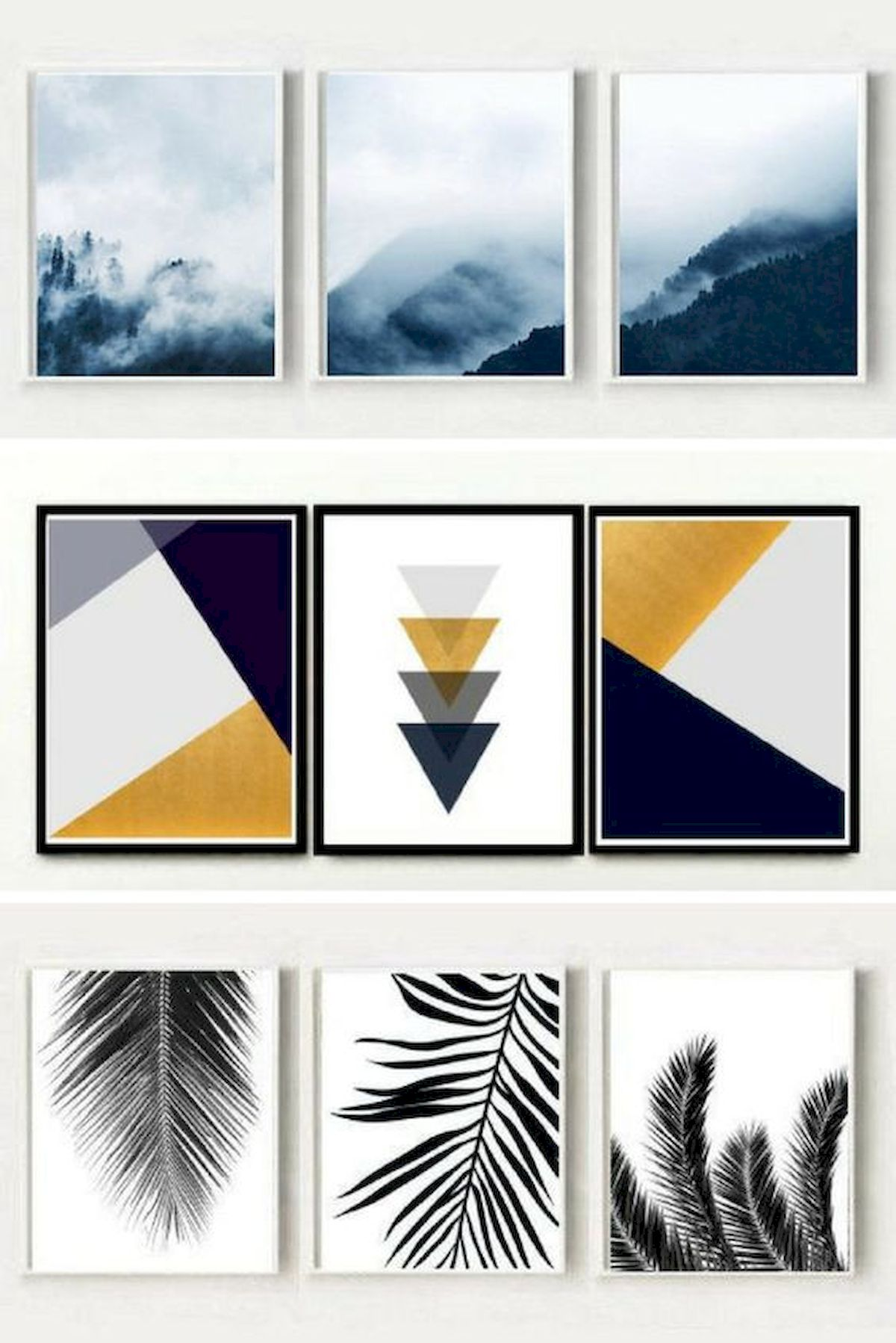 30 Easy and Creative DIY Wall Art Ideas For Decoration (3)