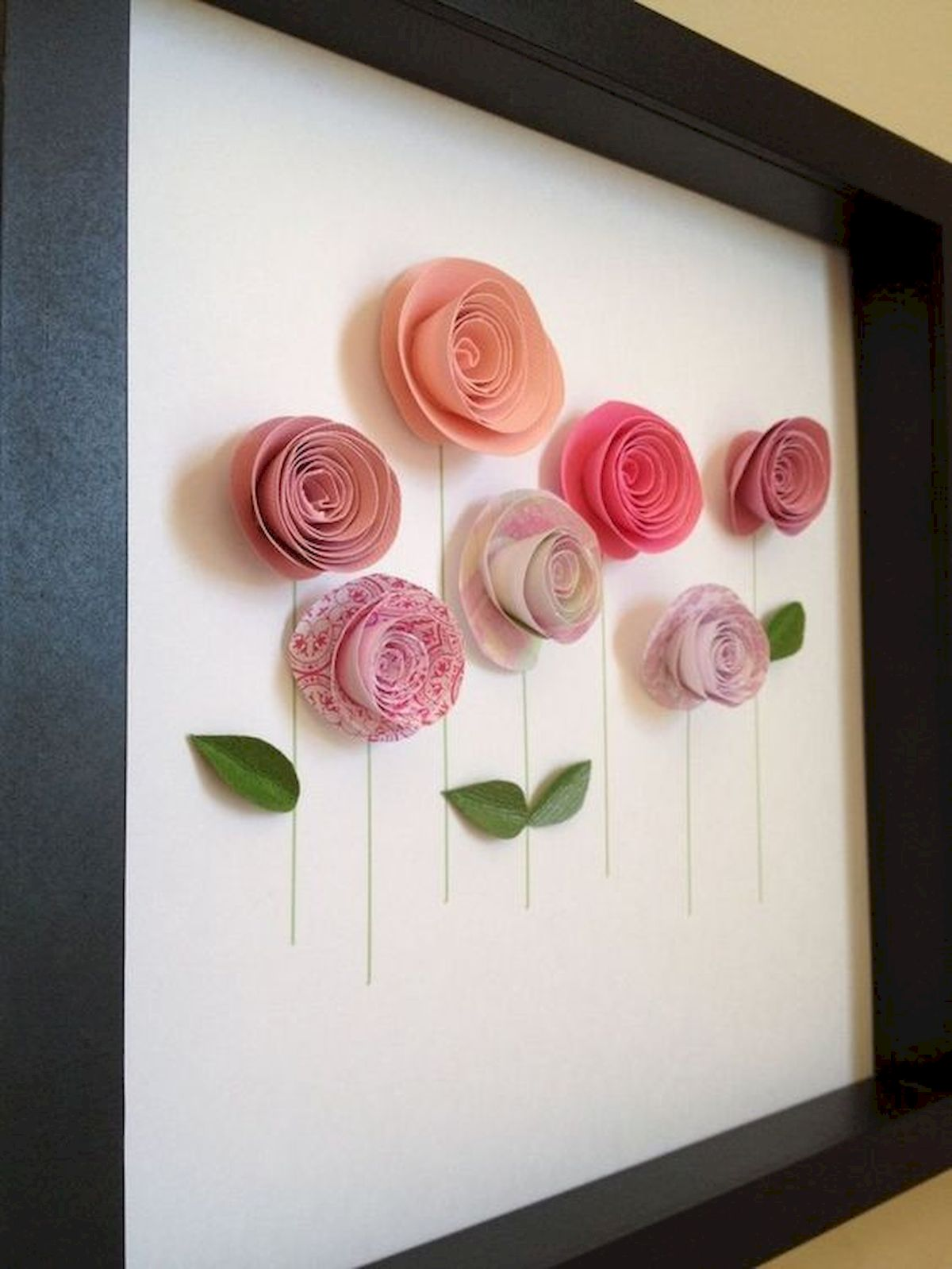 30 Easy and Creative DIY Wall Art Ideas For Decoration (4)