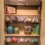 35 Easy DIY Wooden Pallet Mug Rack Ideas Everyone Can Do This (14)