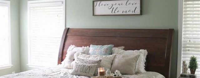 40 Fantastic DIY Decor Ideas For Farmhouse Boho Bedroom Design (1)