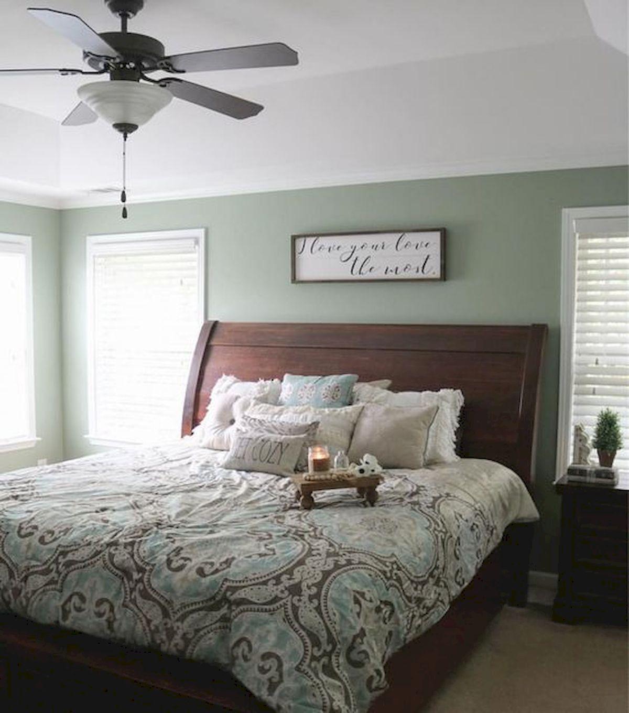 40 Fantastic DIY Decor Ideas For Farmhouse Boho Bedroom Design (1)
