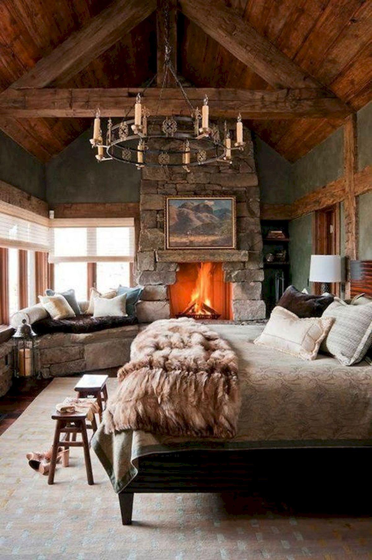 40 Fantastic DIY Decor Ideas For Farmhouse Boho Bedroom Design (12)