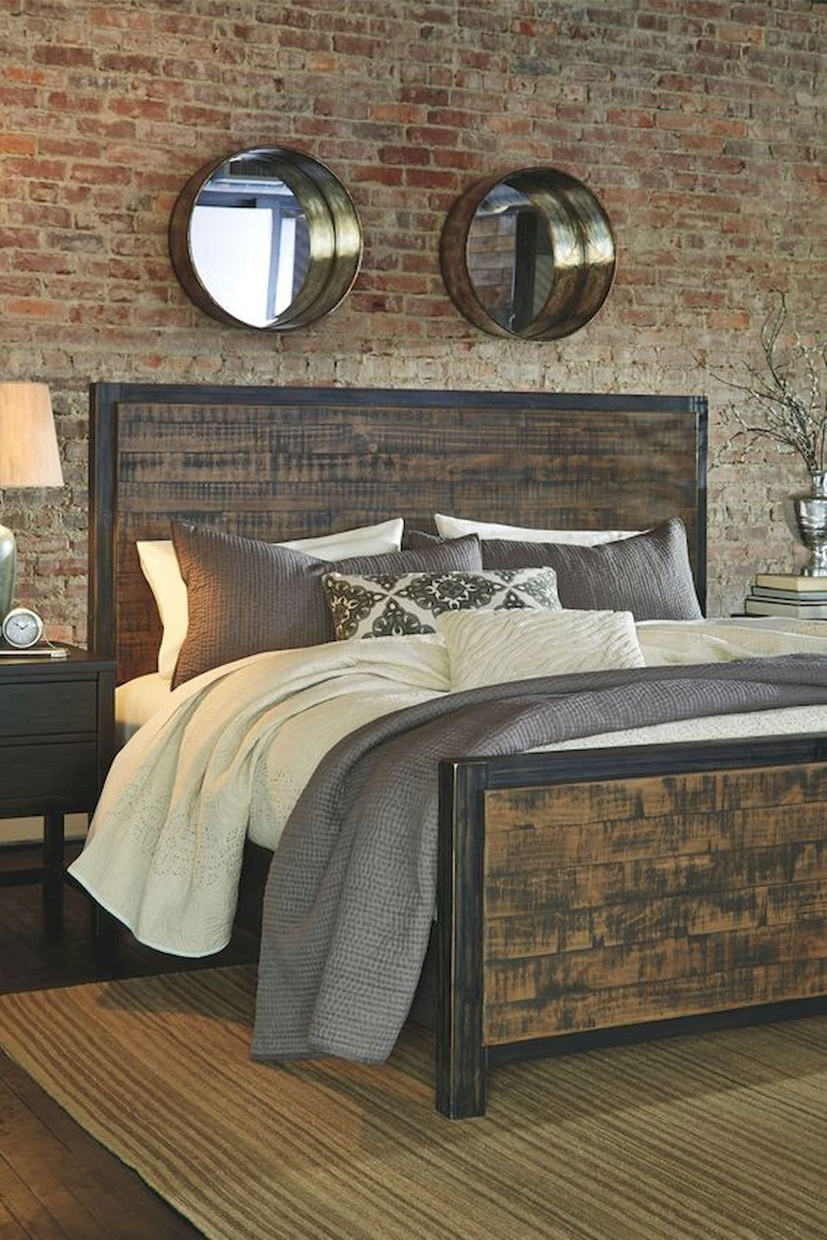 40 Fantastic DIY Decor Ideas For Farmhouse Boho Bedroom Design (24)