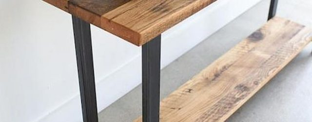 45 Easy and Cheap DIY Wood Furniture Ideas for Small House (1)