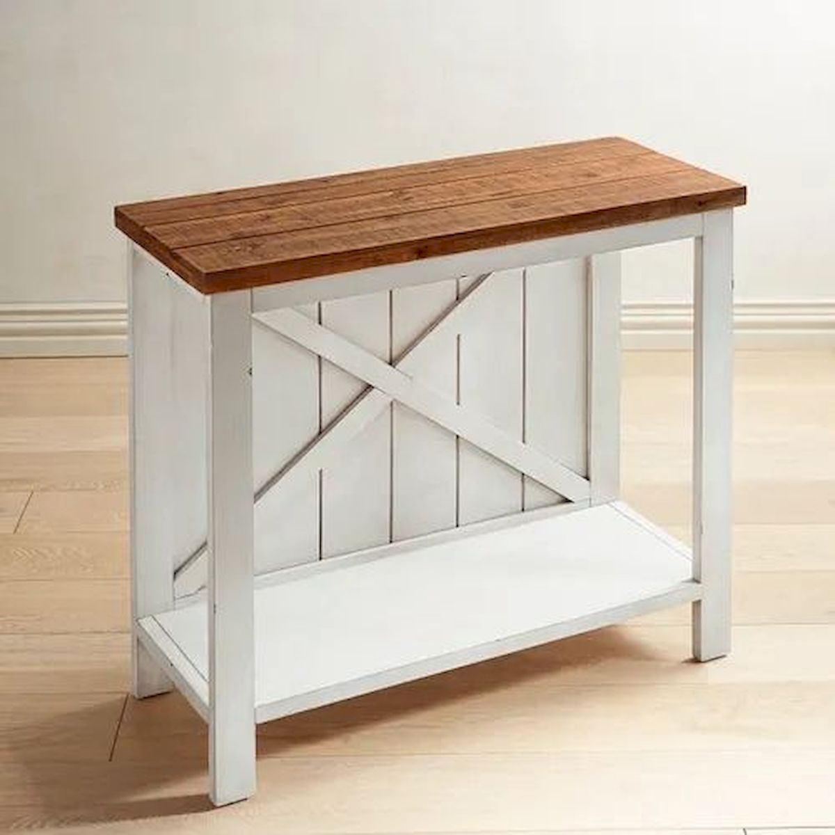 45 Easy and Cheap DIY Wood Furniture Ideas for Small House (21)