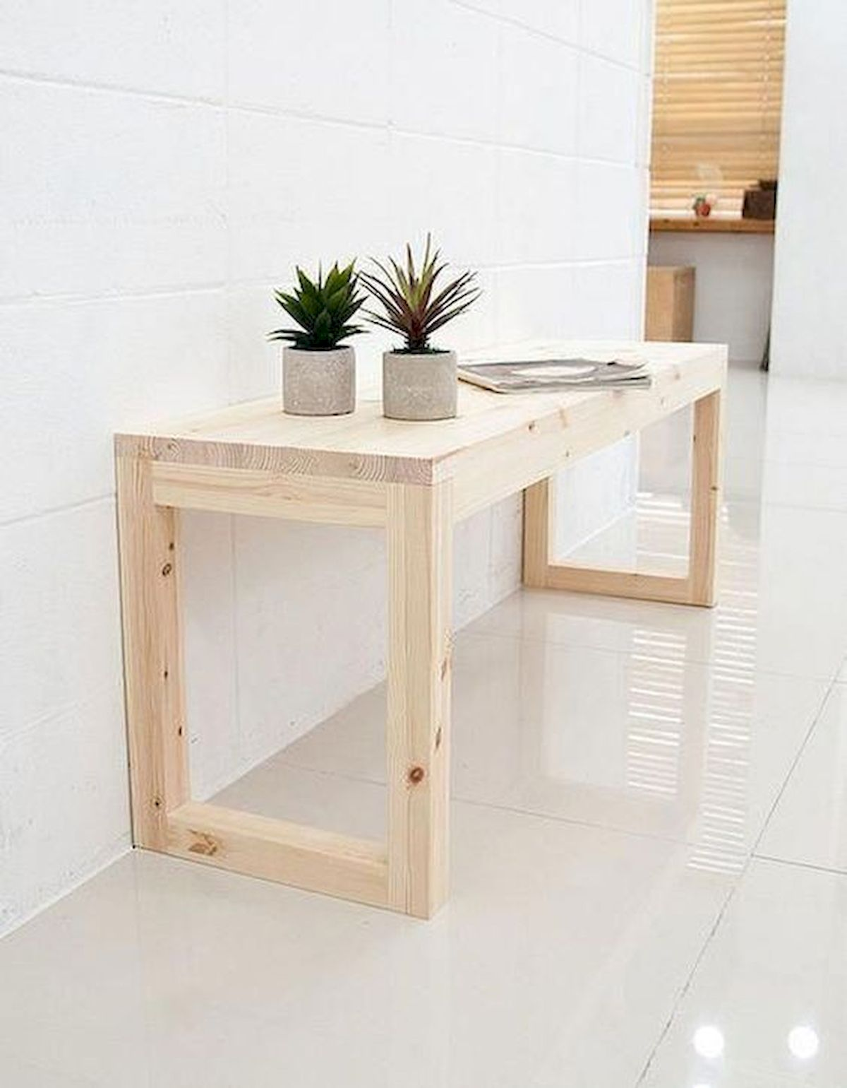 45 Easy and Cheap DIY Wood Furniture Ideas for Small House (22)