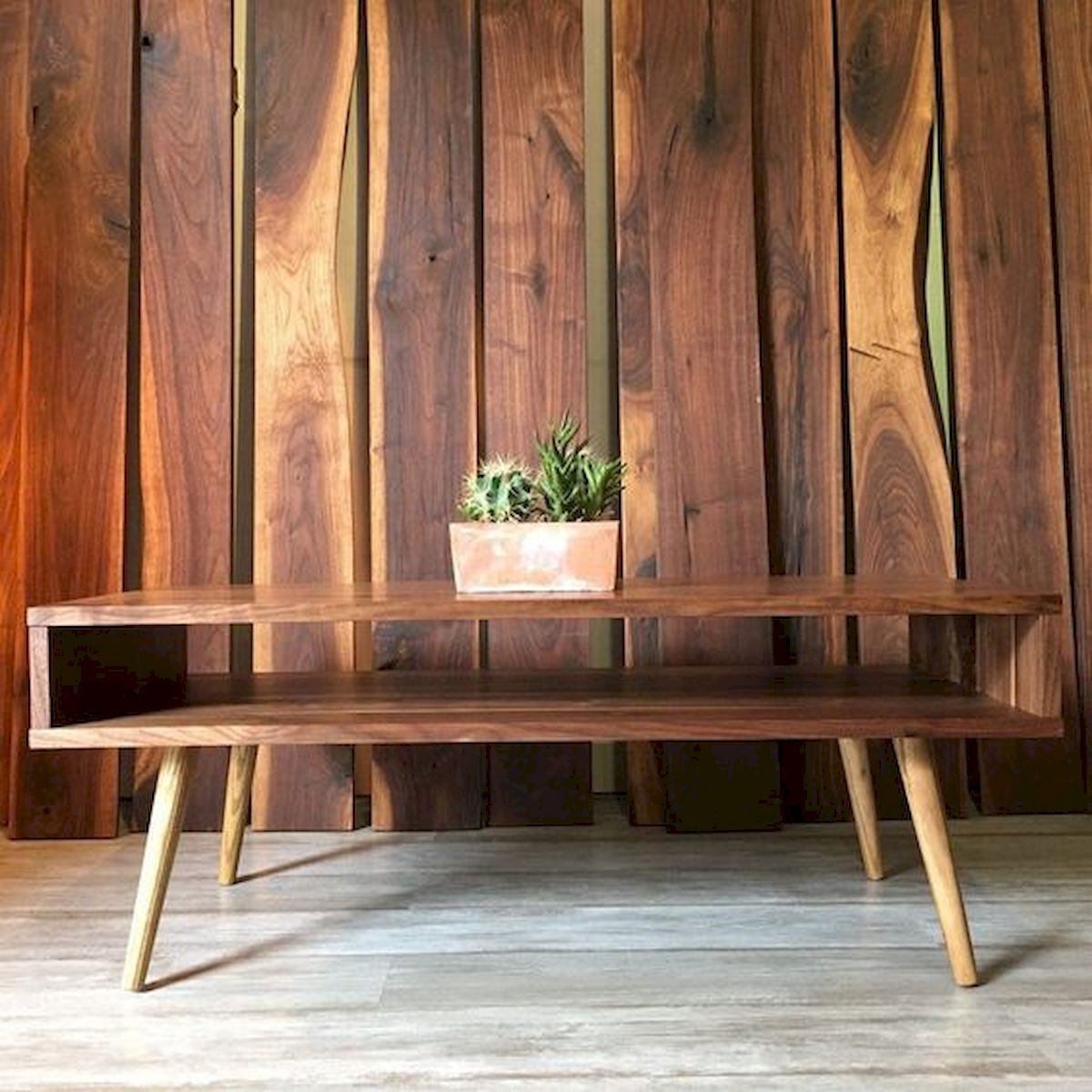 45 Easy and Cheap DIY Wood Furniture Ideas for Small House (34)