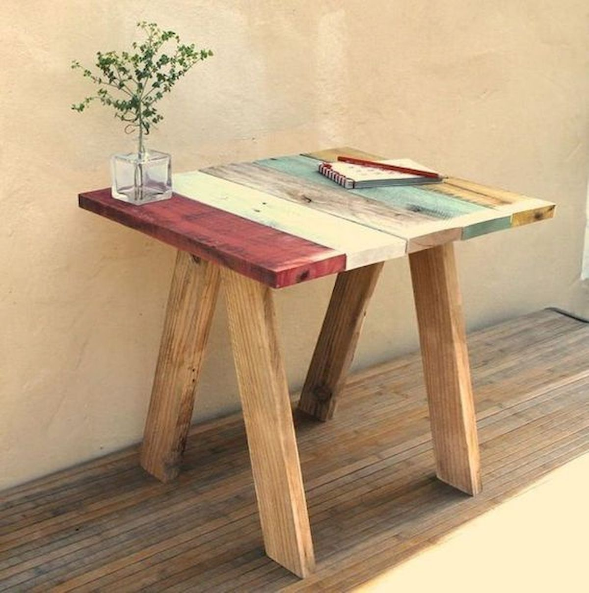 45 Easy and Cheap DIY Wood Furniture Ideas for Small House (4)