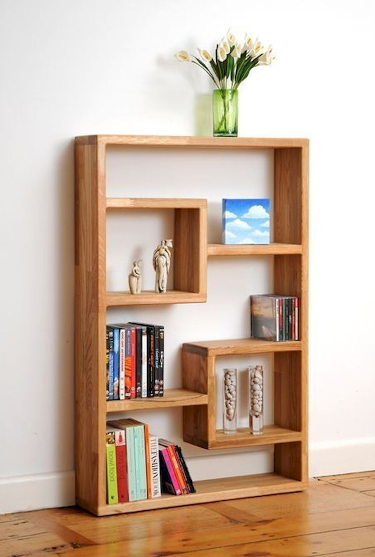 45 Easy and Cheap DIY Wood Furniture Ideas for Small House (45)