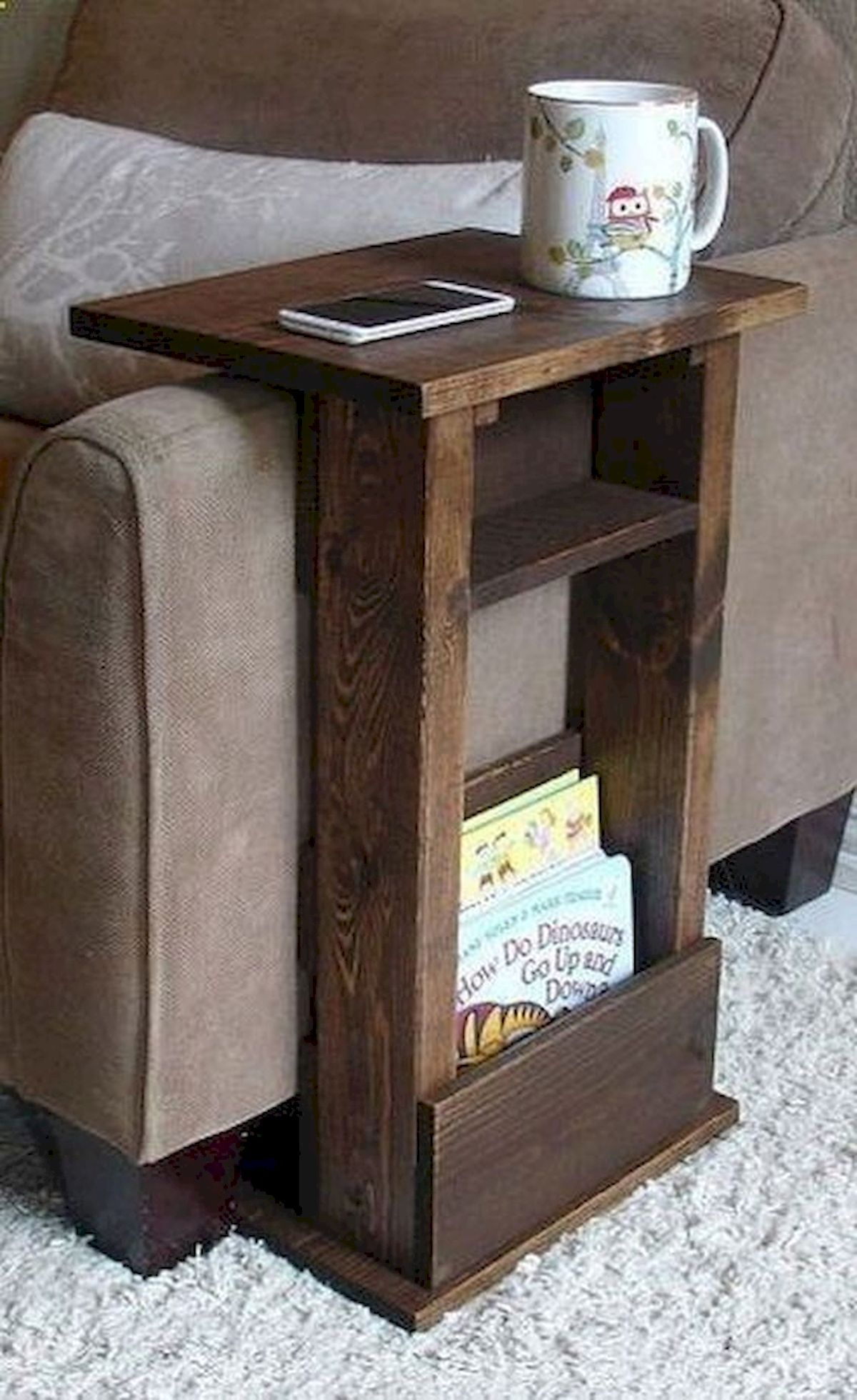 45 Easy and Cheap DIY Wood Furniture Ideas for Small House (5)