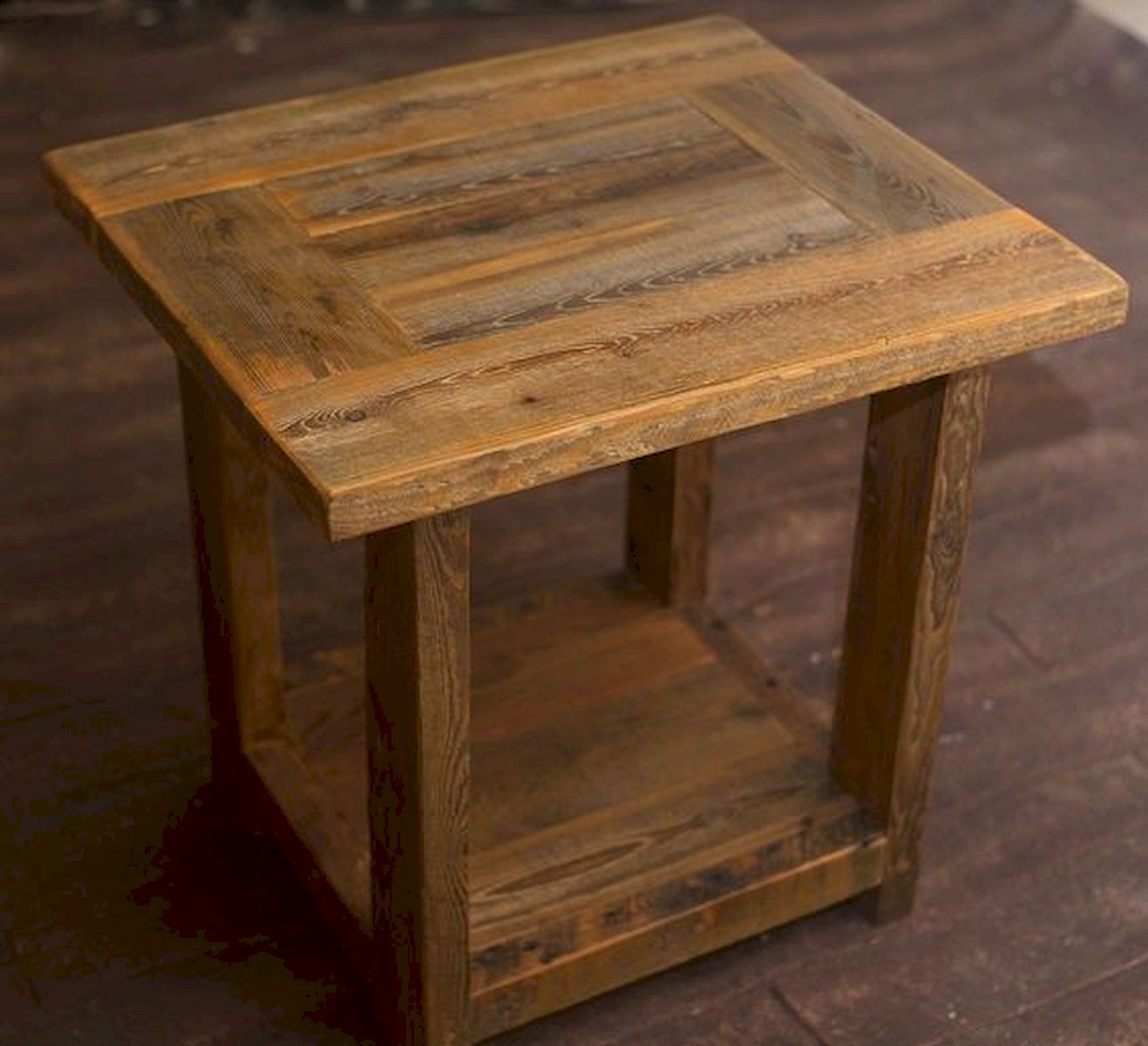 45 Easy and Cheap DIY Wood Furniture Ideas for Small House (9)