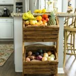 30 Creative DIY Kitchen Storage Ideas for Fruit and Vegetable (13)