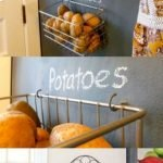30 Creative DIY Kitchen Storage Ideas For Fruit And Vegetable (14)