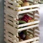 30 Creative DIY Kitchen Storage Ideas For Fruit And Vegetable (15)