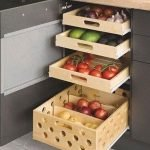 30 Creative DIY Kitchen Storage Ideas for Fruit and Vegetable (20)