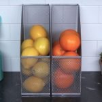 30 Creative DIY Kitchen Storage Ideas For Fruit And Vegetable (21)