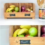 30 Creative DIY Kitchen Storage Ideas For Fruit And Vegetable (22)